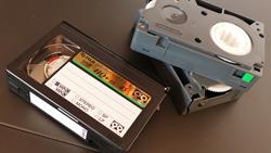 VHS sur DVD Albi Castres Réalmont Tarn