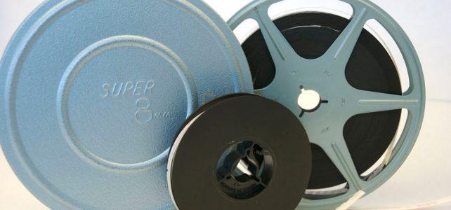 Super 8 sur DVD Albi Castres Réalmont Tarn